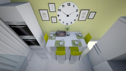kitchen - Modern - Kitchen - by opaswiktoria