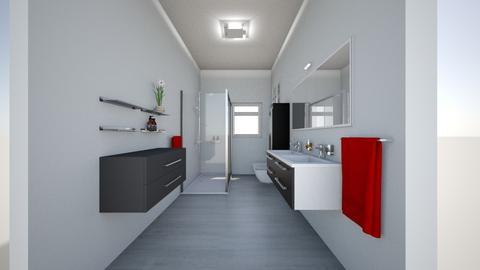 my bathroom - Bathroom  - by vero_spera