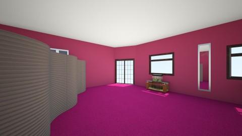 Studio - Vintage - Bedroom  - by Janay23