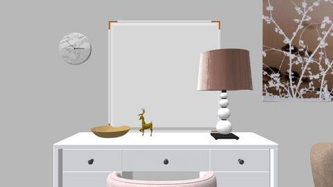 my bedroom redesign - Minimal - Bedroom - by emmariewells
