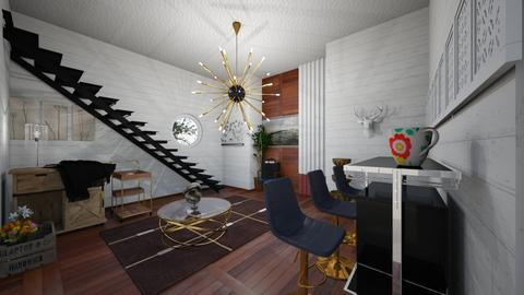 living space - Modern - Living room - by cfowle9094