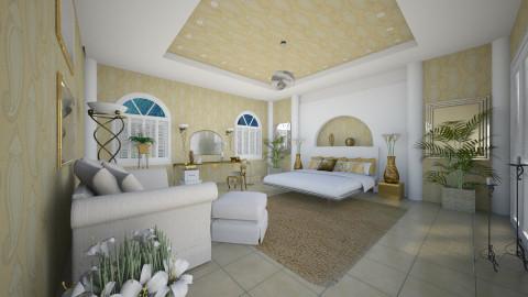 mikro - Bedroom - by vlacara