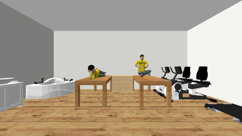Sports Medicine  - Classic - Office - by Kevin16