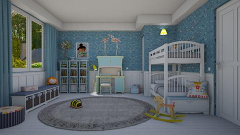 Patricia - Eclectic - Kids room - by Elenny