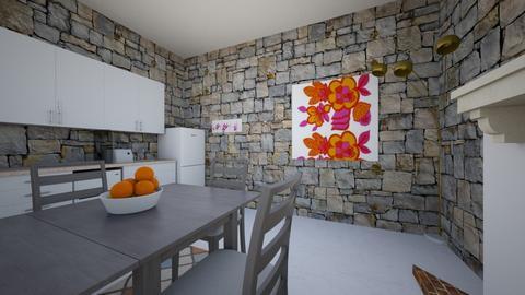 dining room  - by GEmZ2345