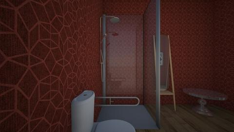 habitacion de hotel - Classic - Bedroom  - by GONZALO212121