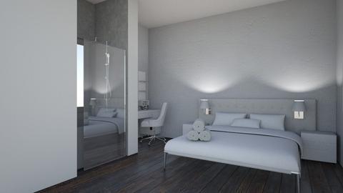 room - Bedroom - by soralobo
