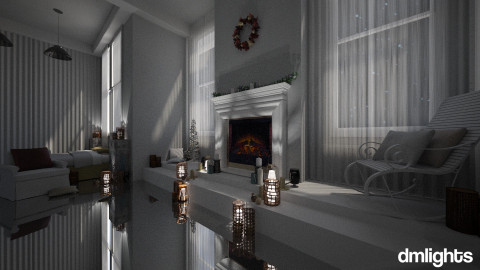 With love from snow Wales - Modern - Bedroom  - by DMLights-user-991288