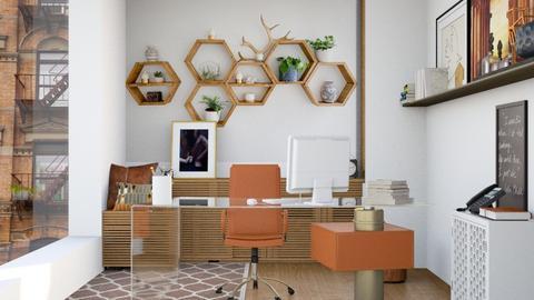 Bee Office - Office  - by ilikalle