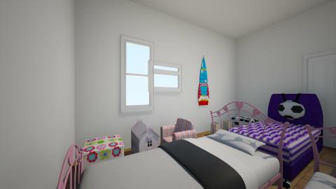 Kids room  - Modern - Kids room  - by primaballerina10