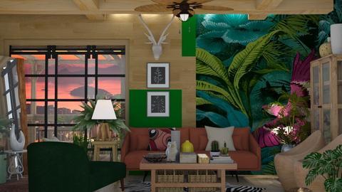 urban jungle living - by lais baptista