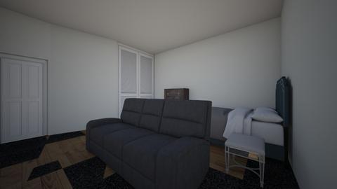 final bedroom design - Bedroom  - by adannn
