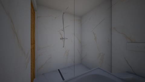 apt1 - Bathroom - by domigask