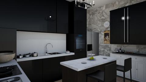 Apt Kitchen  - Kitchen - by Gab71892