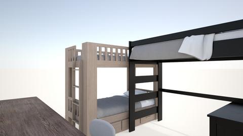 gebo - Bedroom - by gaberinw