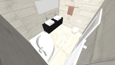 Baie sus - Bathroom - by macoveivioleta18