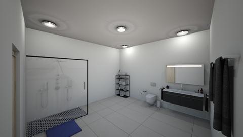 M Bathroom - Bathroom  - by Rsvo64