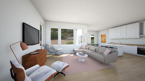 DWR Joon - Living room - by mikaelawilkins