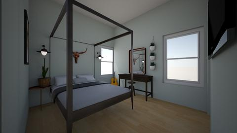 bedroom project - Country - Bedroom  - by 12738496