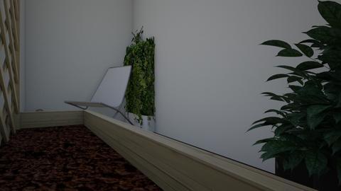 Patio - Garden - by eunicey