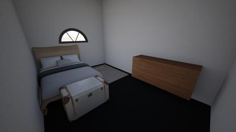 denver c huffer - Bedroom  - by imoutofschool
