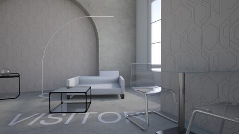 street style - Minimal - Living room  - by vassilianna