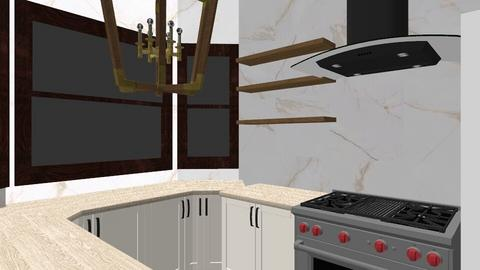 Sarahs kitchen - Kitchen  - by mrdean1