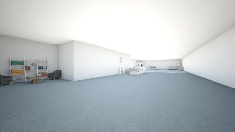 cozy living - Living room - by ISABELLA BARBIERI