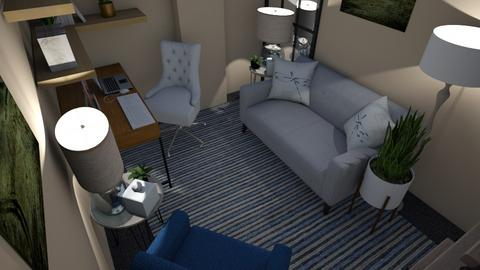 Christines Office 3 - Office  - by Transformations by Tracy