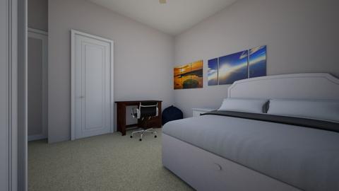 tech room designer - Bedroom  - by frankwa