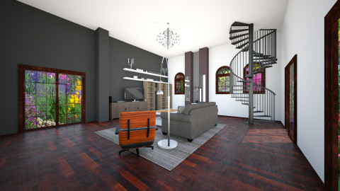 Living room - Glamour - Living room  - by MarquiGames