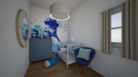 D e l m a r e - Kids room  - by blueberry_pie26