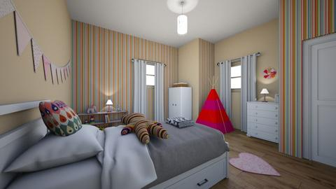 Children1 - Kids room  - by Pretty Rooms with a View