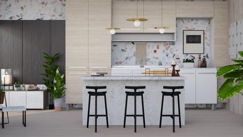 IP Terrazzo - Kitchen - by Brianna_322