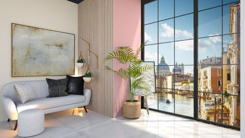 Riley - Living room  - by Meghan White