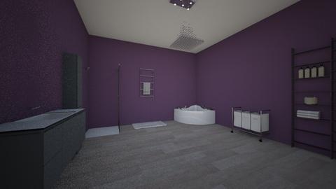 Class Project Bedroom - Bedroom - by Christeenlee