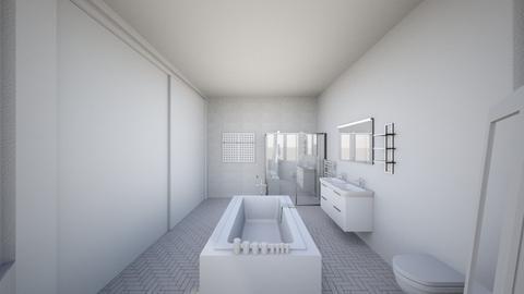 aleenahs bathroom - Bathroom  - by moon_safi