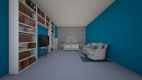 Princess bedroom - Bedroom  - by ArtsyGirl4Eva
