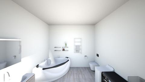 Seldas hus - Modern - Bathroom - by Seldapalm
