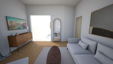 Living room rug small pj - Living room  - by MarikaMV