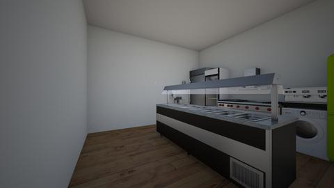 Kitchen - Modern - Kitchen  - by Acloud builder