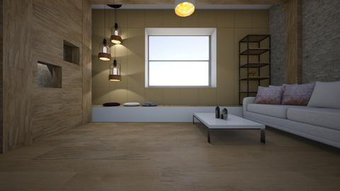 axel living room - Modern - Living room - by mari mar