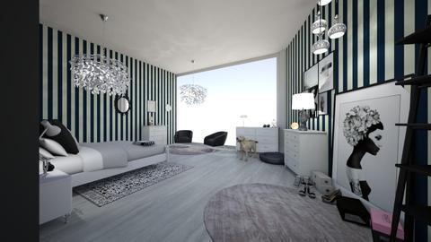 Dream Bedroom - Bedroom - by kiki1209