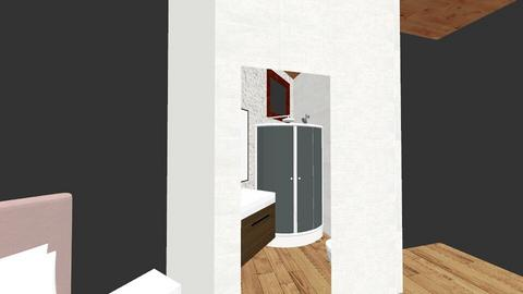Bathroom Oscar6 - Bedroom  - by EvaOscar