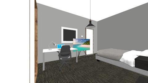 casa thiago - Modern - Living room  - by th1a6o_