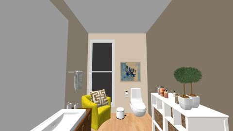 NEW HOUSE - by Oli13