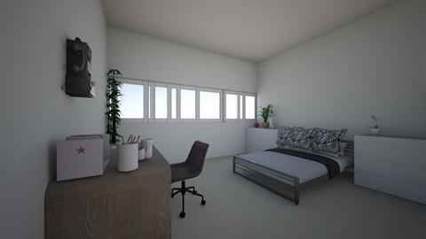 545w3qrswderdvtfbgbexaer - Modern - Bedroom  - by Ange_Osita