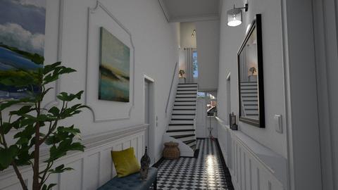Hallway - by MandyB84