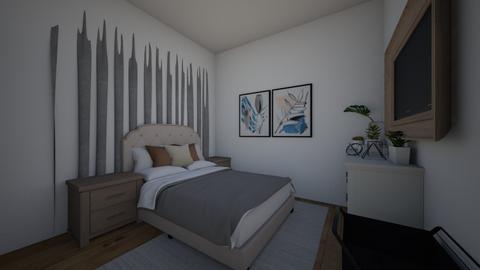 bedroon - Bedroom - by kaahfernandess