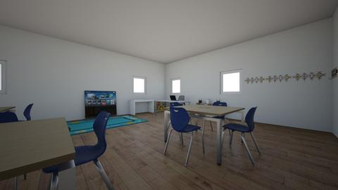 MI AULA 15 - Kids room  - by korice